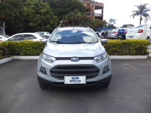ECOSPORT 2013/2014 2.0 FREESTYLE 16V FLEX 4P MANUAL