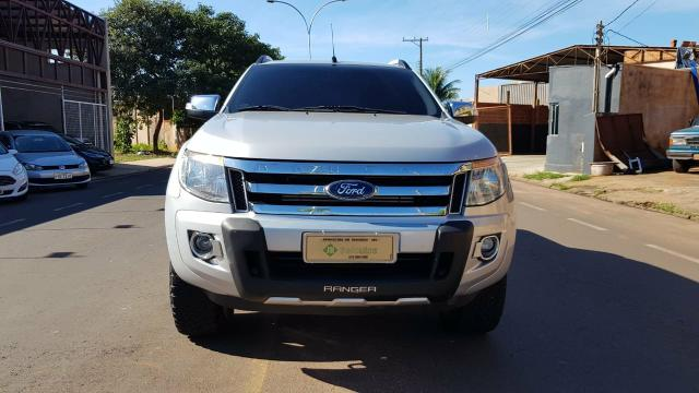 Ford Ranger limited diesel 4x4 automático - Foto 4