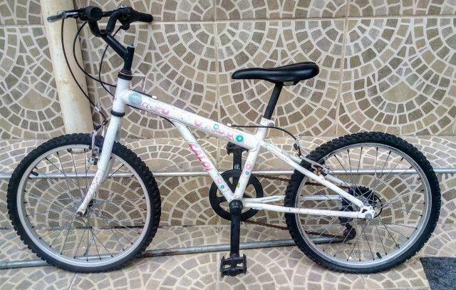Bicicleta Infantil Caloi Ceci