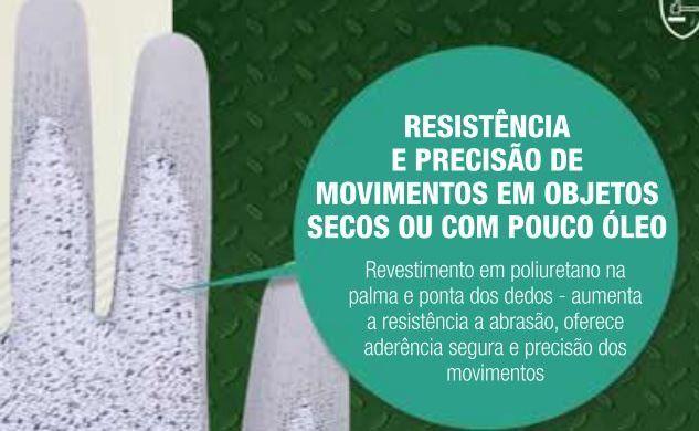 Luva proteção anti-corte - *Entrega grátis para Maringá/PR - Foto 6