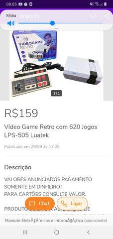 Game retro 620 jogo - Foto 2