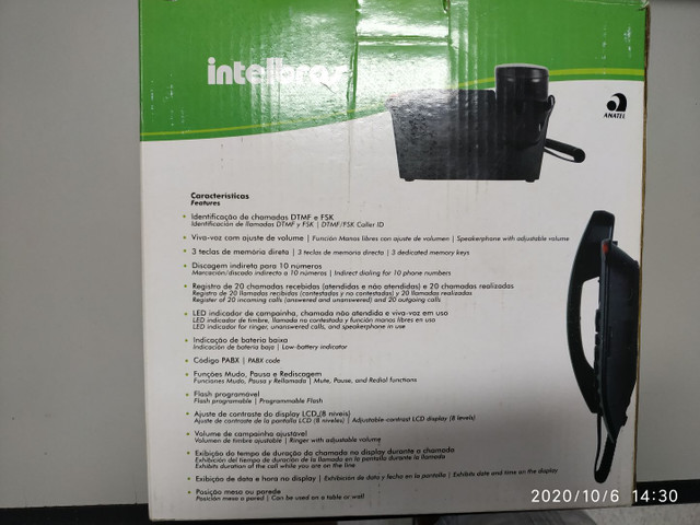 TELEFONE TC60 ID - Foto 2