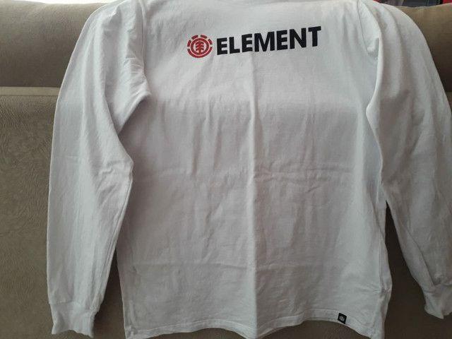 Camisa ML Element - Foto 3