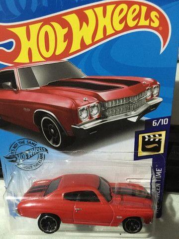 Hot Wheels - 1970 Chevrolet Chevelle Ss - Velozes E Furiosos