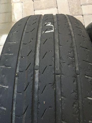 2 Pneus Aro 16 Pirelli 205/55R16 91V Cinturato P7 R$ 250,00 - Foto 4