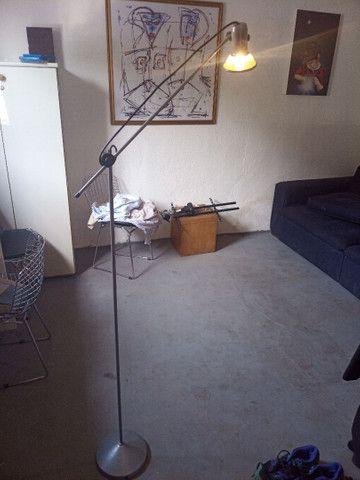 Luminária De Piso 100% Ajustável - Para Projetos - Foto 2