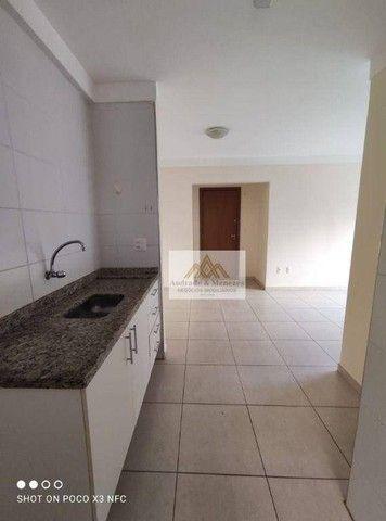 Apartamento com 1 dormitório para alugar, 44 m² por R$ 1.000,00/mês - Nova Aliança - Ribei - Foto 6