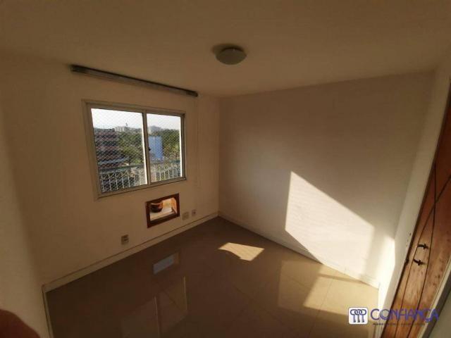 Cobertura com 2 dormitórios para alugar, 147 m² por R$ 2.200,00/mês - Campo Grande - Rio d - Foto 11