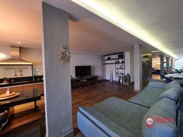 Casa com 3 dormitórios à venda, 366 m² por R$ 1.490.000,00 - Sao Jose - Belo Horizonte/MG - Foto 19