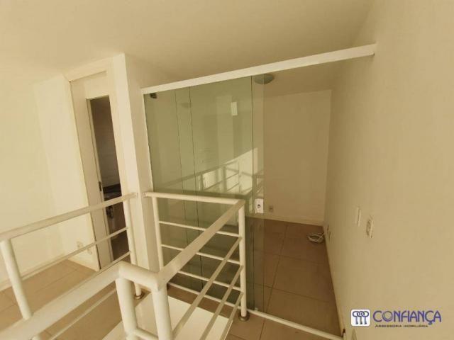 Cobertura com 2 dormitórios para alugar, 147 m² por R$ 2.200,00/mês - Campo Grande - Rio d - Foto 17
