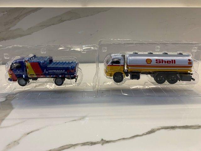 Miniaturas Coleção caminhões do Brasil - Foto 6
