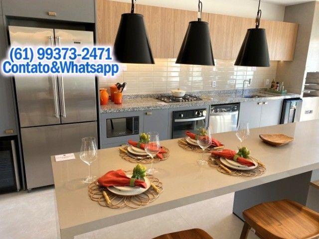 Casas à Venda em Goiânia Condomínio Fechado, Nova, Parcela com Terreno! - Foto 4