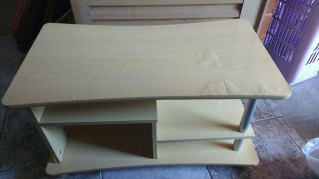 Mesa pequena com avarias conforme - Foto 3