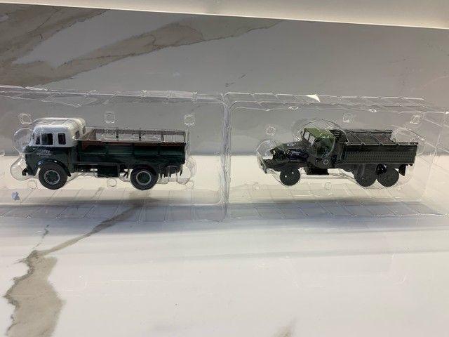 Miniaturas Coleção caminhões do Brasil - Foto 3