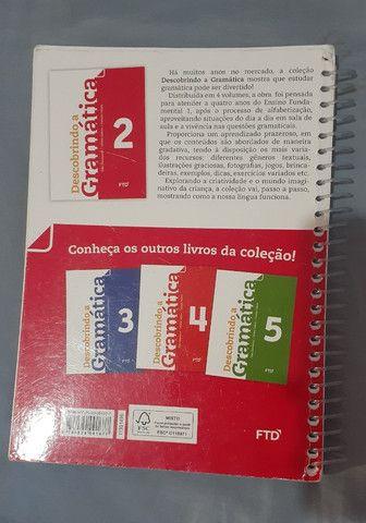 Livro - Descobrindo a Gramática 2 - Foto 2