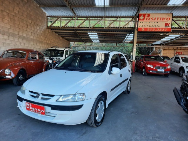 Chevrolet/Celta 1.0 Vhc Spirit Flex  2006