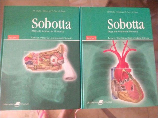 Atlas de Anatomia Humana - Sabotta