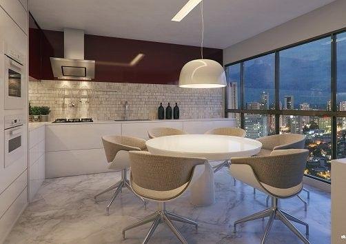 Apartamento para venda possui 269 metros quadrados com 4 suítes no Pina - Recife - PE - Foto 3