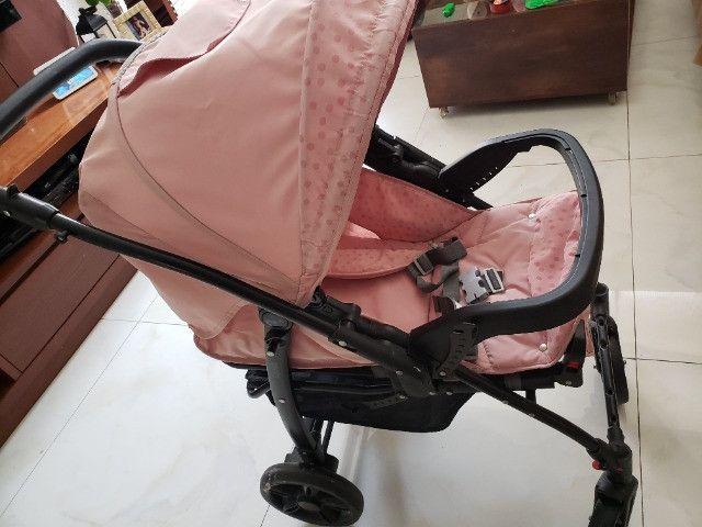 Carrinho de bebê em ótimo estado - Foto 3