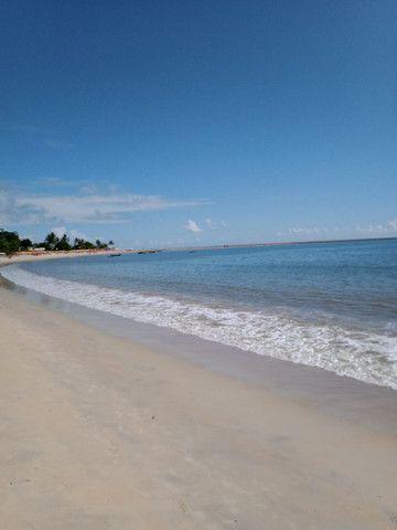 Loja na areia da praia do mutá com espaço extra coberto - Foto 6