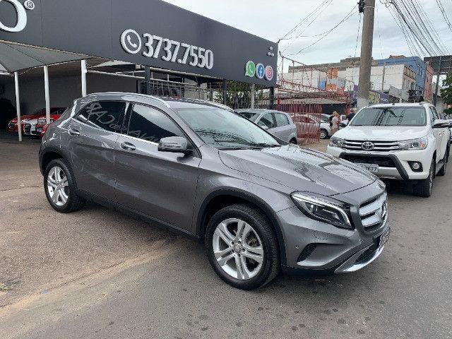 Mercedes gla 200 advance 2017 51.000 km todas revisoes feitas e ipva 2021 pago - Foto 8