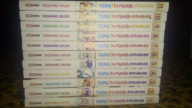 Coleção Yuuna e a pensão assombrada ( yuragi sou yuuna san )