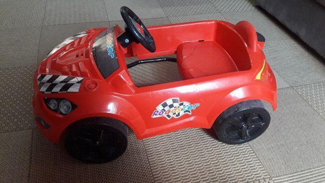 Carrinho de pedal - Foto 3