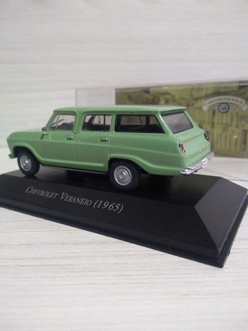 Miniatura Chevrolet Veraneio ( 1965 ) - Foto 3