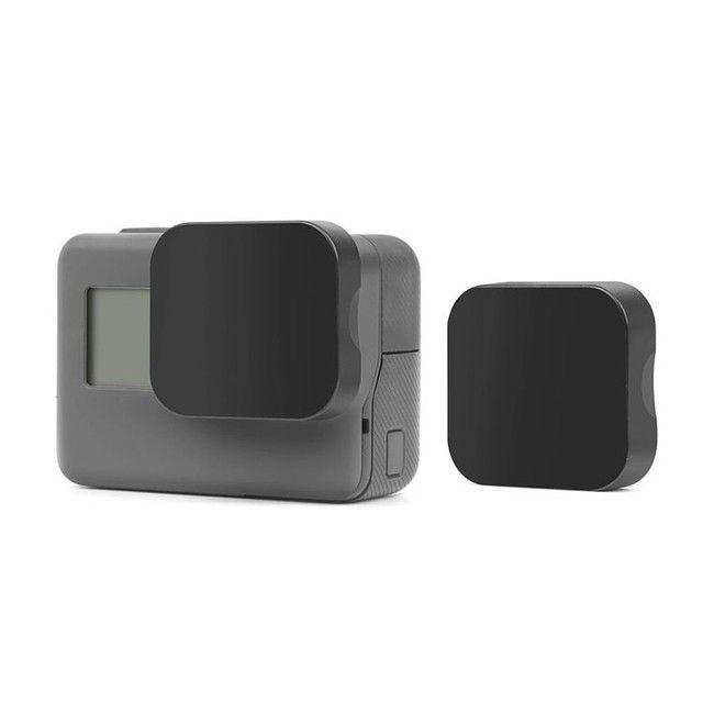 Proteção lente Gopro Hero 7 6 5 - Foto 2