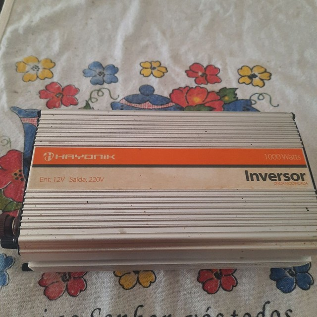 Inversor solar hayonik 1000w - Foto 2