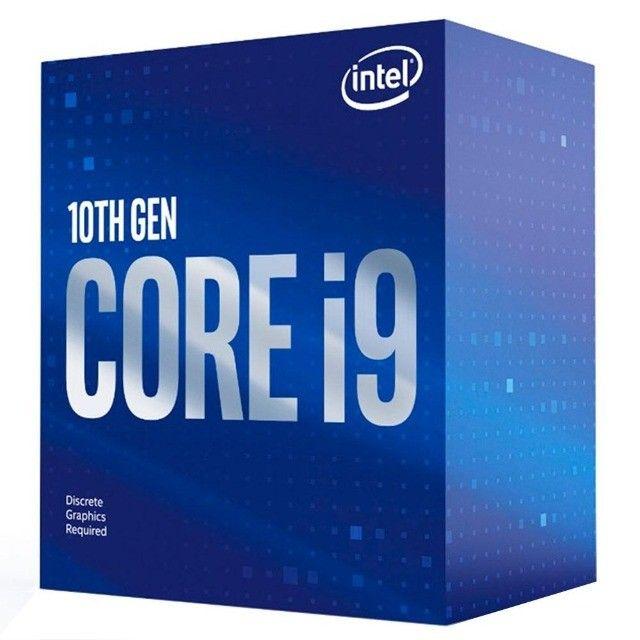Processador Intel Core i9-10900F - Cache 20MB - 2.8GHz - 5.2GHz Max Turbo LGA 1200 - Foto 3