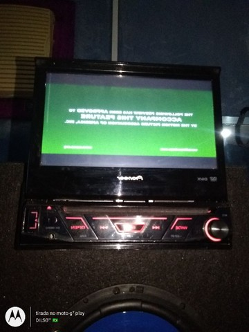 Aceito game Pioneer avh 3880 dvd  - Foto 3
