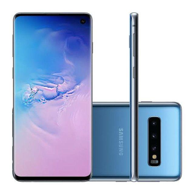 Galaxy s10 azul 128gb