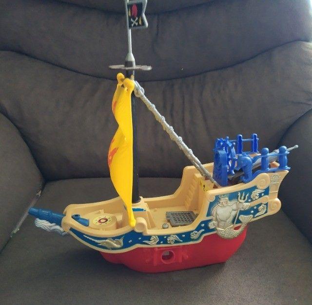 Navio pirata - Foto 2