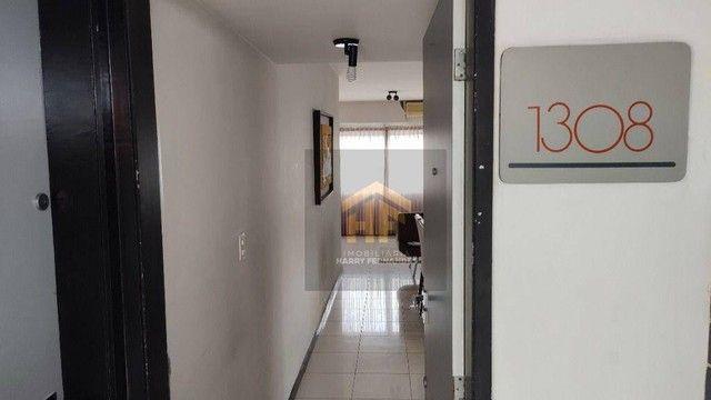Apartamento com 01 Quarto Mobiliado com Vista pro Mar em Boa Viagem, Recife - Foto 3