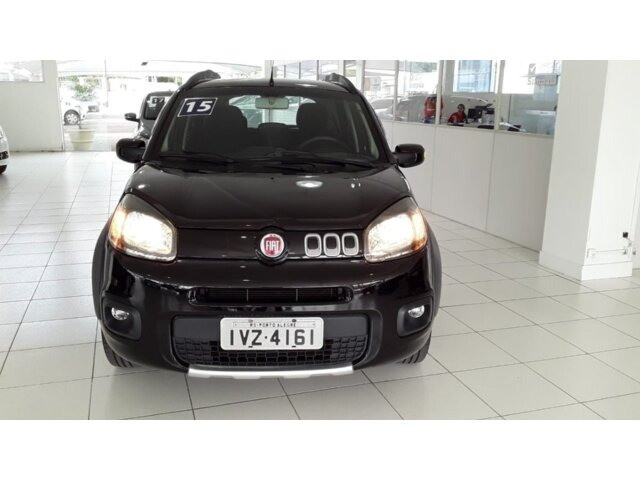 Fiat Uno Way 1.4 8V (Flex) 4p 2015