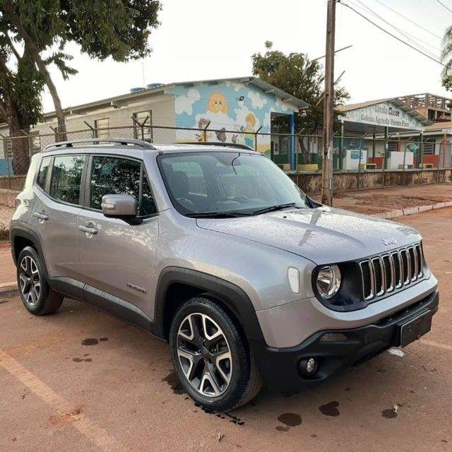 Jeep Renegade 2019 Longitude Top d linha ( Vendo a vista ou Financiado ) AC,troca - Foto 2