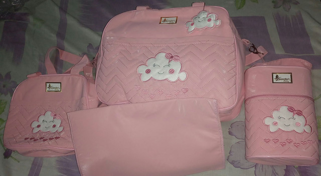 Kit de bolsas maternidade  - Foto 2
