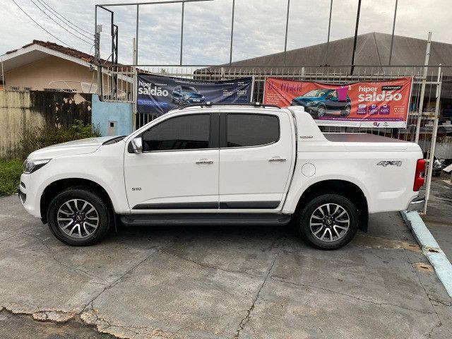S10 High Country 2018 diesel 4x4 top de linha aceito financiamento e carro de entrada - Foto 6