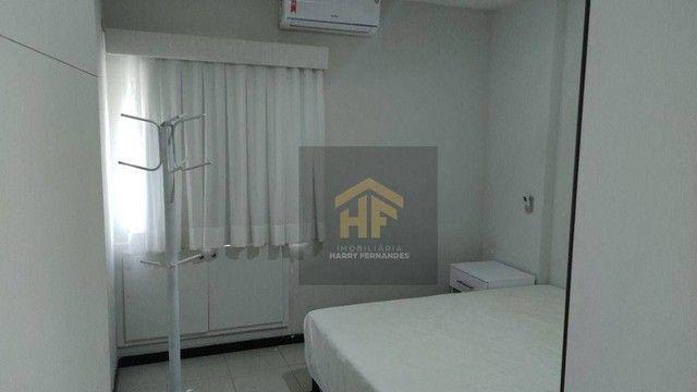 Apartamento com 01 Quarto Mobiliado com Vista pro Mar em Boa Viagem, Recife - Foto 20