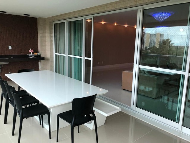 Apartamento Lindíssimo!! Varanda c/Móveis lindos!!  - Foto 3