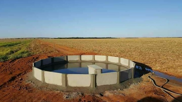Reservatório / bebedouros e Cochos para gado - Foto 5