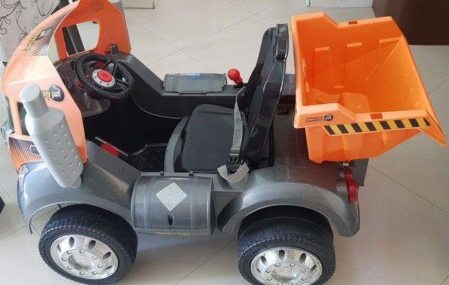 Mini Caminhão Elétrico Brutus Leia o Anúncio Todo