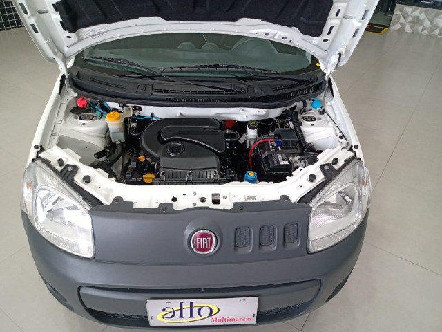 Fiat Fiorino Hard Working 2019 - Foto 8