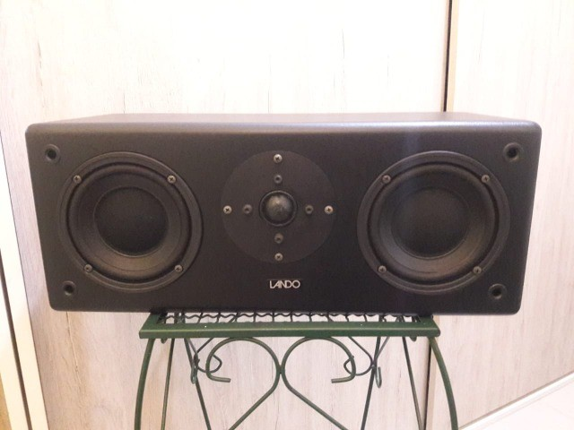 Caixa de som central Lando modelo LX 110 / II - Foto 4