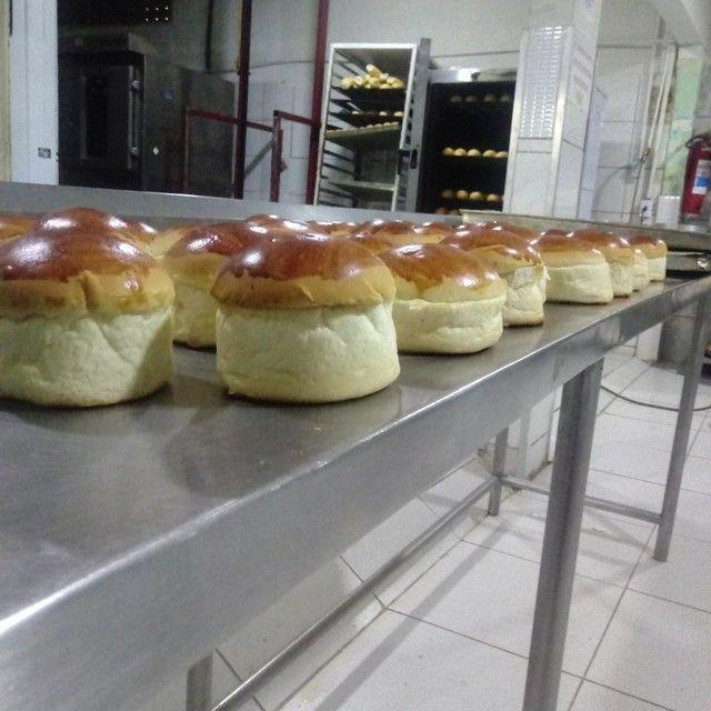 Pão hambúrguer todos tipo de pães  - Foto 3