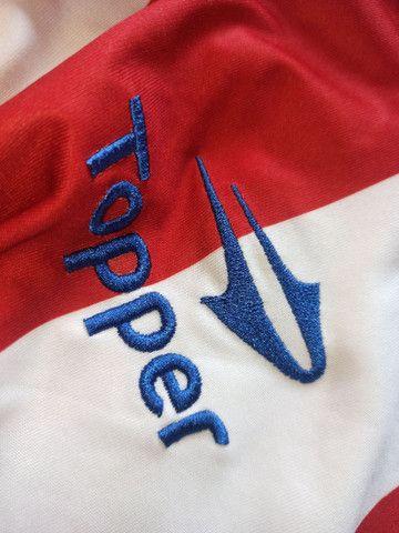 Camiseta do Náutico Original - Topper - Tamanho (P) - Foto 3