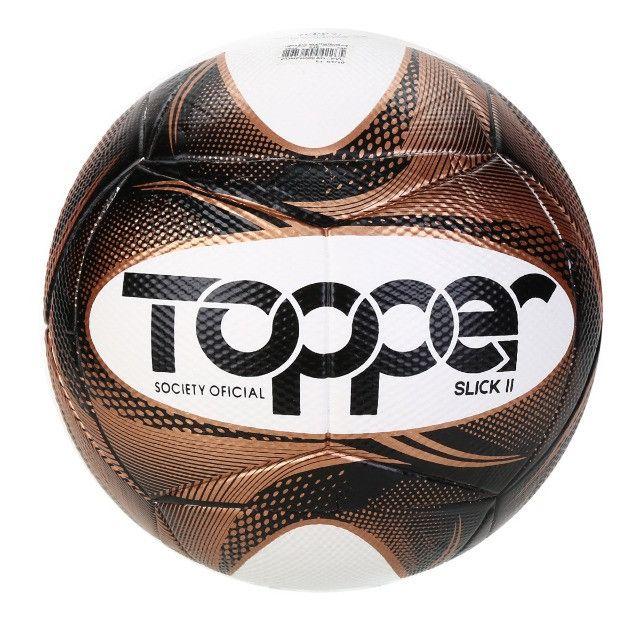 Bolas de futebol (Campo,Society ou futsal) Topper original - Foto 2