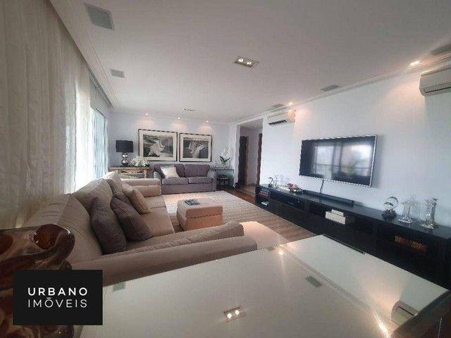 Apartamento com 4 dormitórios para alugar, 226 m² por R$ 25.000,00/mês - Vila Nova Conceiç