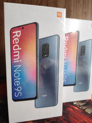 Xiaomi Redmi note 9S 128GB 6GB RAM global Lacrado  - Foto 2